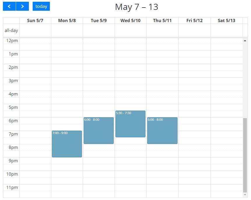 datas-escolhidas-no-calendário